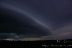 Another Illinois Gust Front.