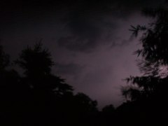 more lightening over Farmington