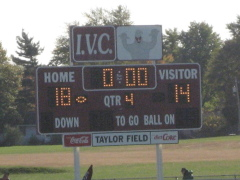 IVC Playoff Win