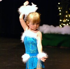 Rockette-In-Training