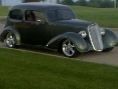 1935 Chevy Master, The Coolest