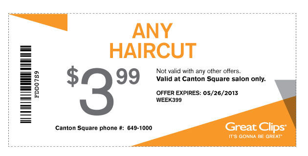 Great clips canton coupon week news 25 news sports weather
